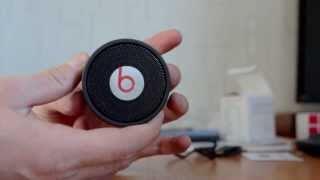 BeatBox Pill (beats by dr. dre) Unpacking & Review (in Russian)