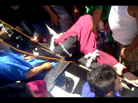 The most shocking crucifixion held twice in the philippines live part 1