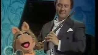 Jean Pierre Rampal & Miss Piggy