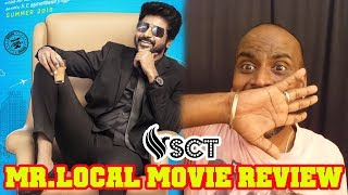 Mr. Local Movie Review | SivaKarthikeyan | Nayanthara | Rajesh
