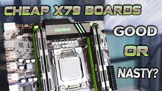 AliExpress HUANAN X79 Motherboards - Are they a LEGIT OPTION for PC Builders!?