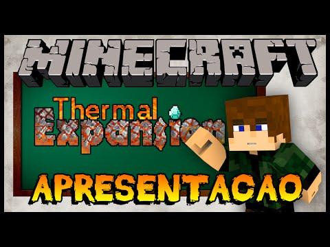 Apresentação - Tutorial 01 de Thermal Expansion (Minecraft 1.7.10)