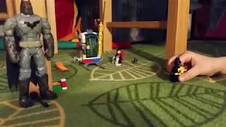Batman na vozicku - 1. cast - Lego City a Lego Batman