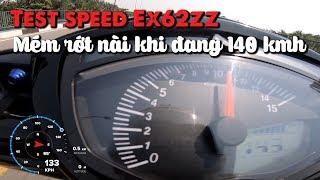 Nội công bên trong Exciter độ 62zz Touring? - Test speed Ex 62zz mém rớt nài | MinC Motovlog
