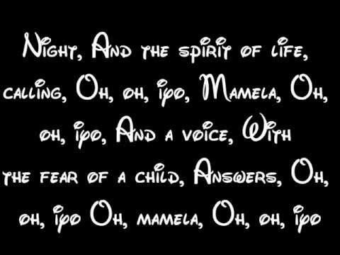 He Lives In You - Lion King 2  Simba's Pride Lyrics HD