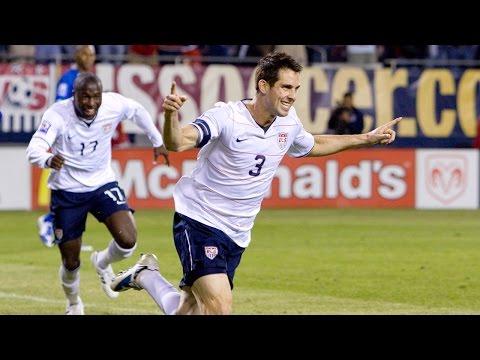 Carlos Bocanegra's U.S. Men's National Team Moments