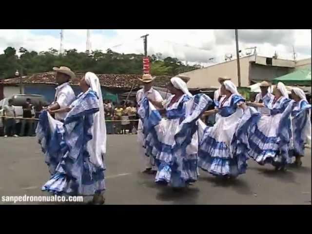 Chalatenango tierra bendecida - Ballet Folklorico en San Pedro Nonualco
