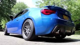 Sound: Supercharged BRZ with Perrin Exhaust and Borla UEL Headers!