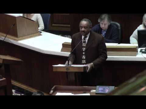 Rep. Vernon Smith - Martin Luther King, Jr. Speech