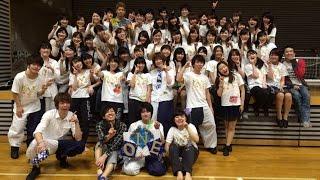 法政大学ジャズダンスサークルONE 2016新歓ムービー