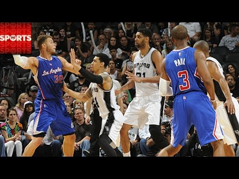 Is Clippers Spurs The Best 1st Round Series Since 2000? [NBA Playoffs]