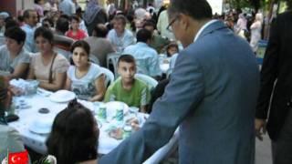 Yeşiltepe Mahallesi Sokak İftarı