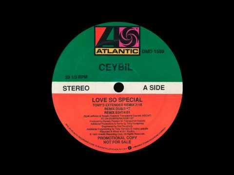 Ceybil Jefferies - Love So Special (Original Mix 1990)