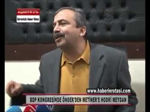 Sırrı Süreyya' dan Metiner'e ; ''kuyruğunu kıstı gitti'' :)