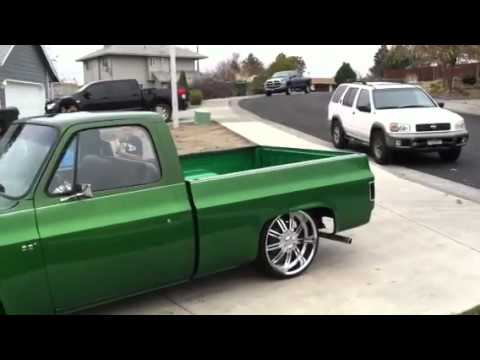 How To Paint A Car Candy Apple Green