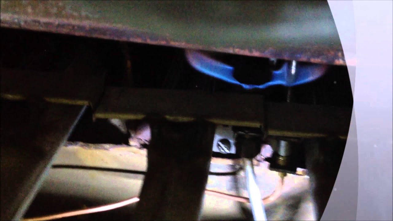 Lennox Furnace Thermocouple Repair How I Fixed My Furnace