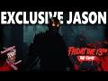 Friday the 13th: The Game | Flaming Tom Savini Jason Skin Revealed thumbnail