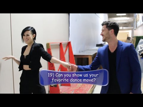 Rumer Willis Shows Us Her Favorite Dance Move