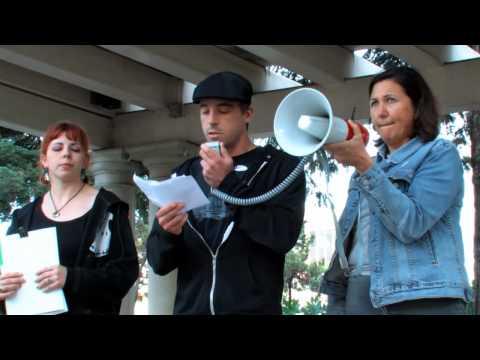 Santa Rosa CA Oil Disaster Vigil