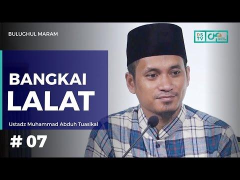 Bulughul Maram (07) : Bangkai Lalat - Ustadz M. Abduh Tuasikal (Hadits No. 13 - 15)