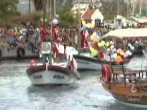 Tours-TV.com: Holiday of Maritime Affairs in Finike