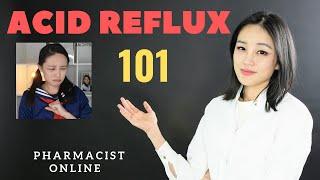 How to Stop acid reflux | How to treat acid reflux FAST 2020 | Nexium
