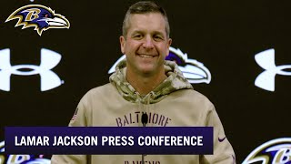 John Harbaugh Gives Chuck Clark An A+ | Baltimore Ravens