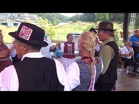 Egerszalóki Tekergő zenekar és a Többsincs Néptáncegyüttes - moldvai tánc