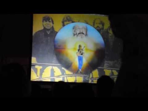 Aida Satta Flores  e Augusto Daolio UN BERSAGLIO AL CENTRO Novellara 2009