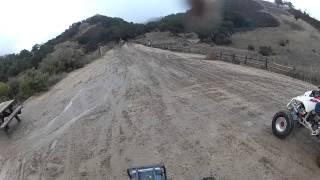Hollister Ca, Muddy ATV Trip