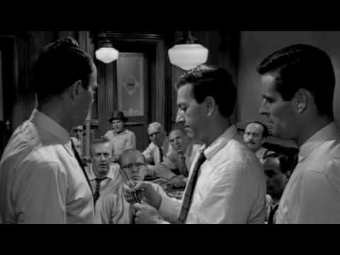 Jack Klugman in 12 Angry Men