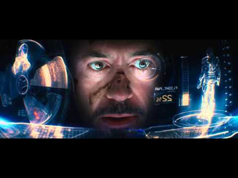 Iron Man 3 - Film Clip - Malibu Mansion  Attack | Official HD