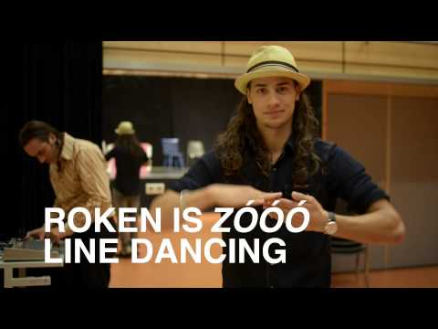 Roken is ZOOO Linedancing (KWF)