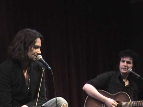 Constantine Maroulis - Light My Candle (Rent) Video