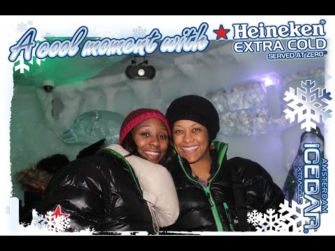 S.1, TS 1: The XtraCold Ice Bar (Amsterdam)