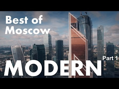 Best of MODERN Moscow Aerial FPV flights/ Part 1 of 7/ Аэросъемка – Современная Москва c высоты