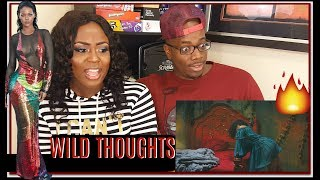 DJ Khaled Wild Thoughts ft Rihanna Bryson Tiller REACTION BLACK PEOPLE REACT