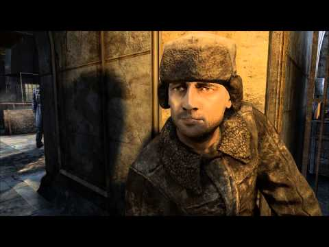 Game Reviews by Game Artists: Metro: Redux