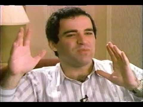 Kasparov versus Deep Thought documentary (part 1 of 4)