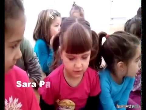 Plesni studio FLASH Mostar, Međunarodni dan djeteta promo jingl