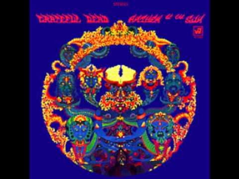 Grateful Dead - Born Cross-eyed