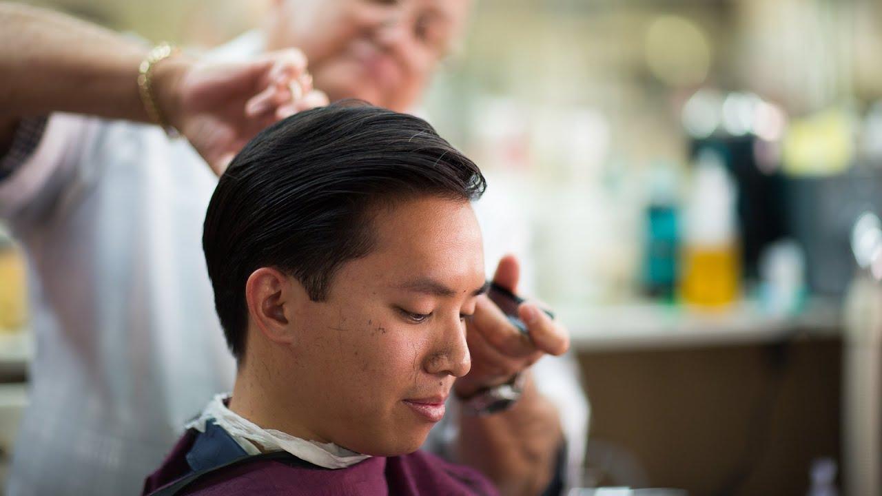 Getting Haircuts Getting a Haircut Cardinal