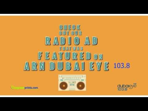 Arn Dubai Eye Radio Ad