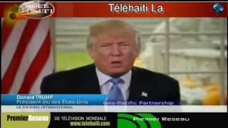 Économie  Le protectionnisme agressif de Donald Trump (video!!!)