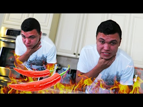 WORLDS HOTTEST CHILI PRANK BACKFIRES