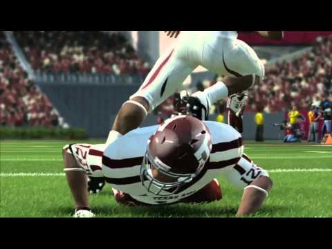 Current State of EA SPORTS Football: NCAA 14 First Look at new Gameplay Engine