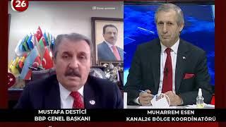 Gündem Özel | BBP Genel Başkanı Mustafa Destici