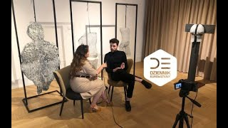 Duncan Laurence (Netherlands Eurovision 2019 Winner) - Interview for Dziennik-Eurowizyjny.pl
