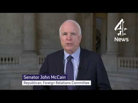 McCain: Putin sees Crimea as cold war chessboard