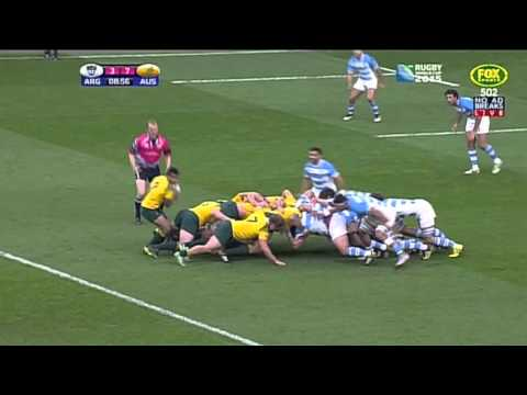 Rugby World Cup Semi Final- Seven News Australia